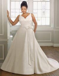 Свадебные платья размер 50+