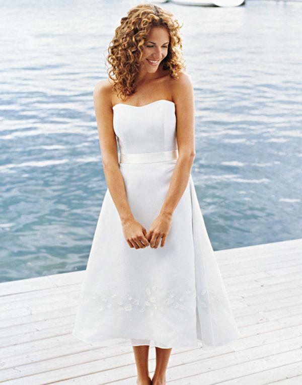 Фото свадебных платьев для лета
