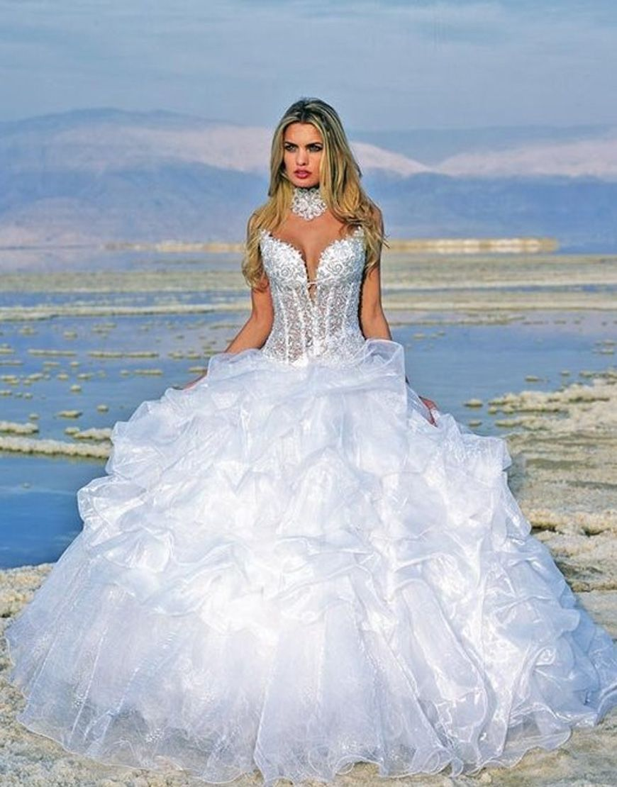 Wedding Saloon :: свадебные платья со шлейфом 2013 - Свадебные